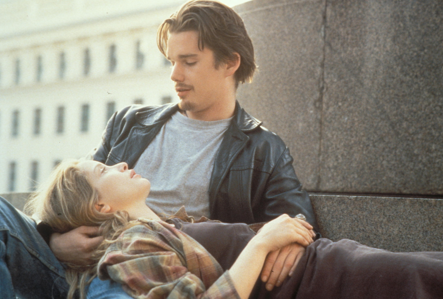phụ nữ 8 Bộ phim cho ngày valentine: Before sunrise, before sunset, before midnight  2