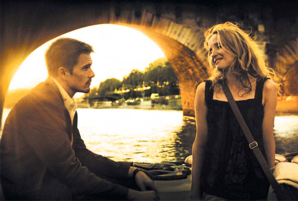phụ nữ 8 Bộ phim cho ngày valentine: Before sunrise, before sunset, before midnight 3